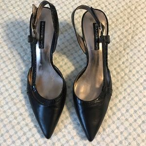 Bandolino sing back pumps